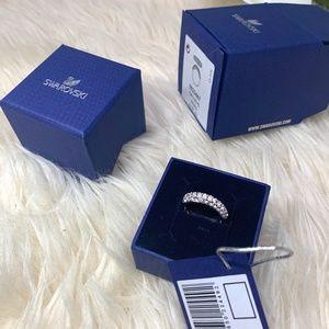 Swarovski Sparkle Stone Ring